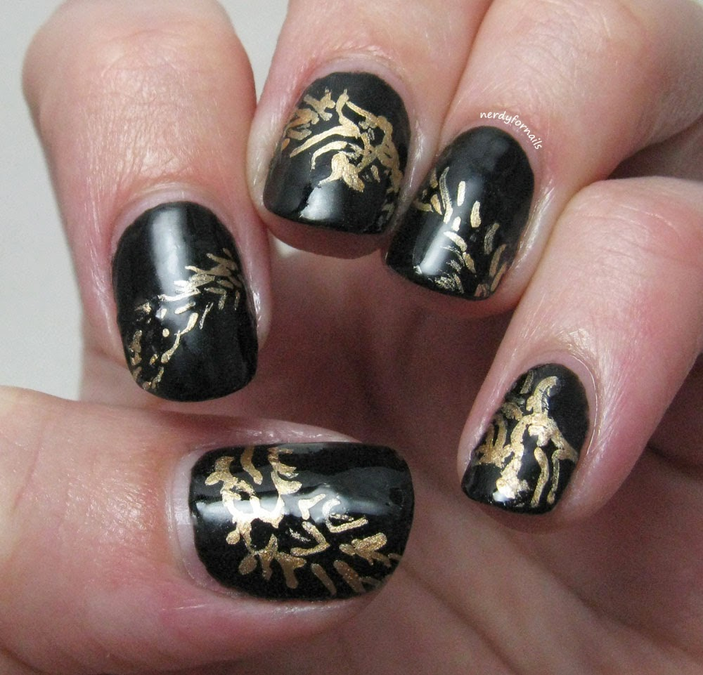 Nerdy for Nails: Elder Scrolls Online Nails