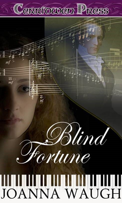 BLIND FORTUNE by Joanna Waugh
