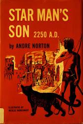Star Man's Son, Harcourt, Brace World,  1952  Artist Nicolas Mordvinoff