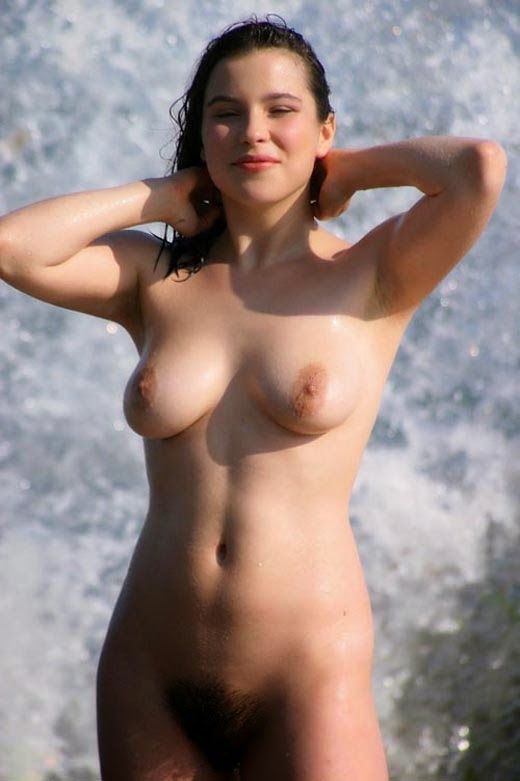 This magnificent Westerngirl naked boobs n pussy photo event