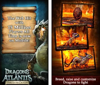 Dragons of Atlantis: Heirs Free Download For Android