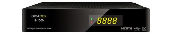 GIGABOX S1000 HD NOVA ATUALIZAÇÃO - V 1.79 - 29-04-2015