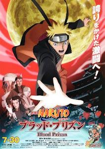 Naruto Shippūden 5: La prisión de sangre.