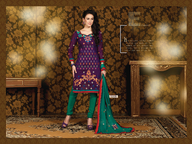 Designer Salwar Kameez Suits, Party Wear Churidar Salwar Kameez in Dehradun