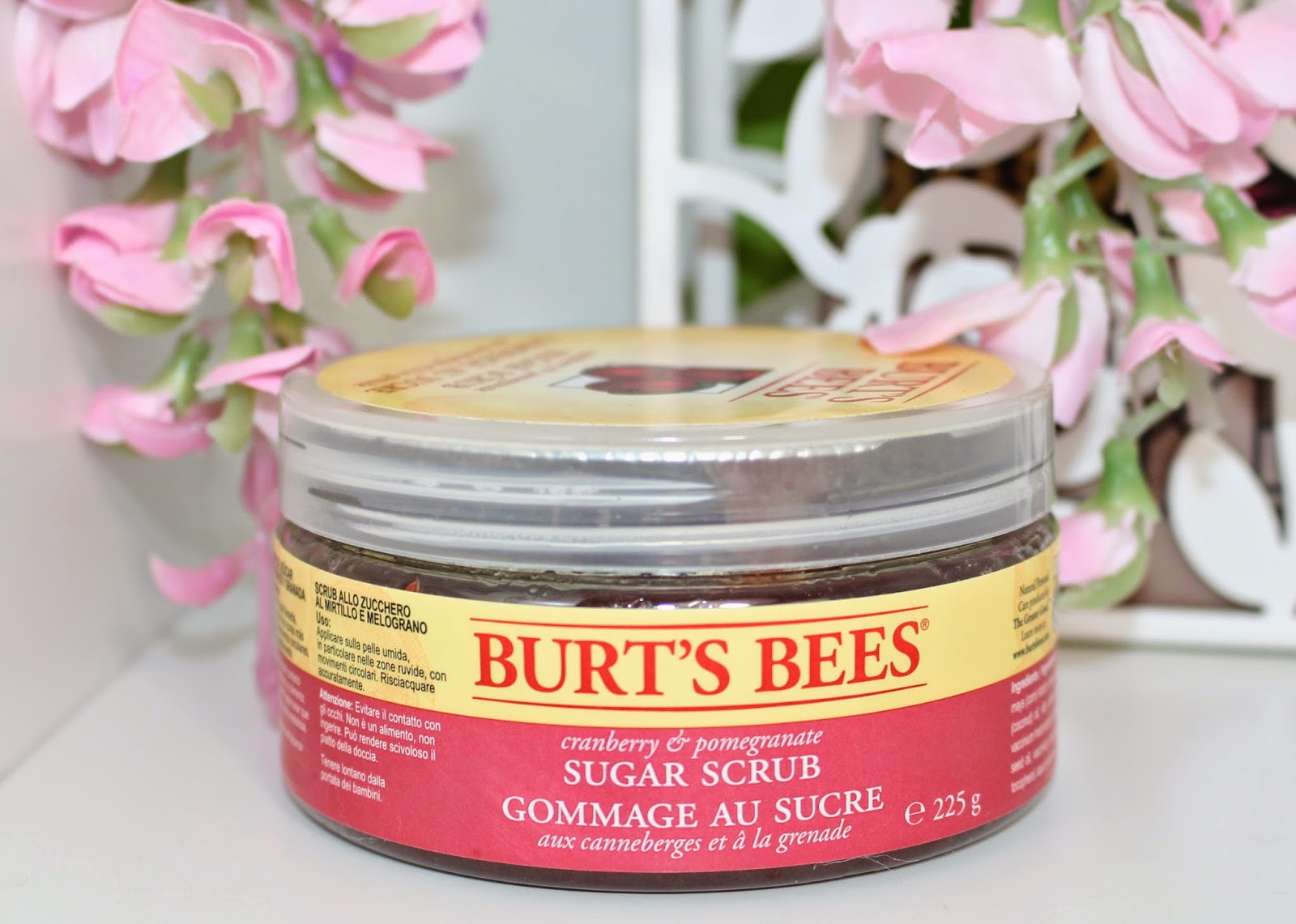 Burt's bees, gommage au sucre, gommage, easyparapharmacie