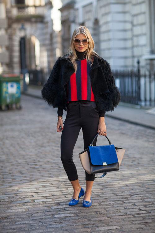 STYLETRAILER: Street Style from London Fashion Week 2013