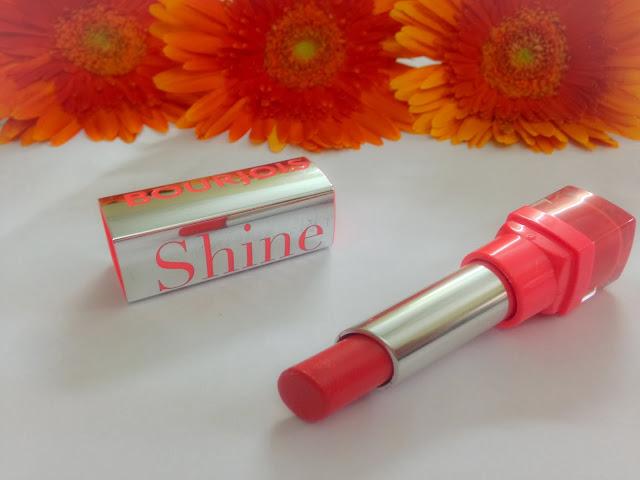 Bourjois Shine Edition Lipstick ~ 1,2,3 Soleil