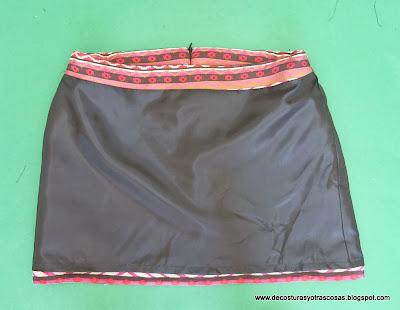 minifalda-forrada