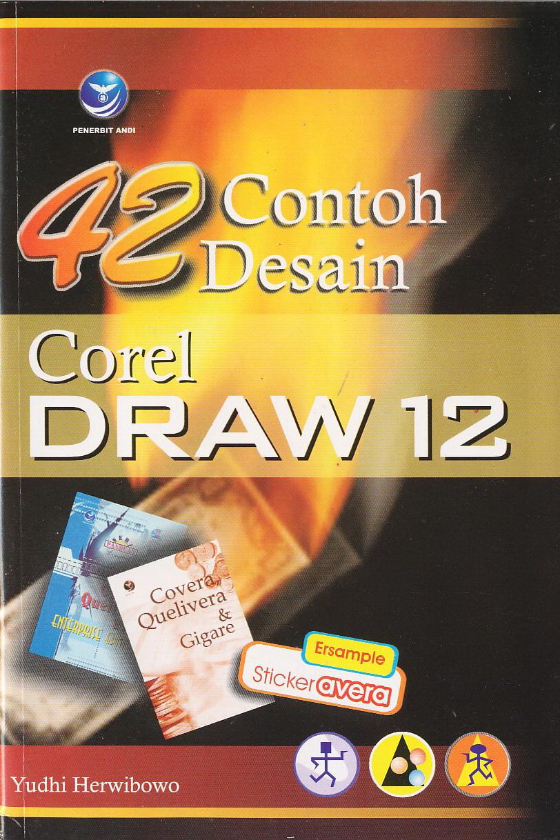 42 Contoh Desain CorelDraw 12