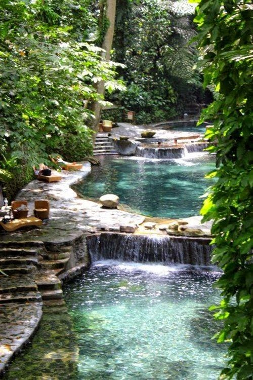 Art now and then swimming pool design for Elaborate swimming pools