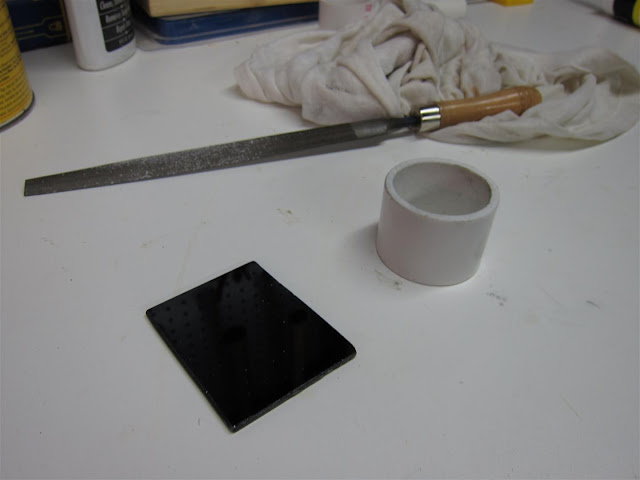 DIY, how to make an ND Filter, cut glass