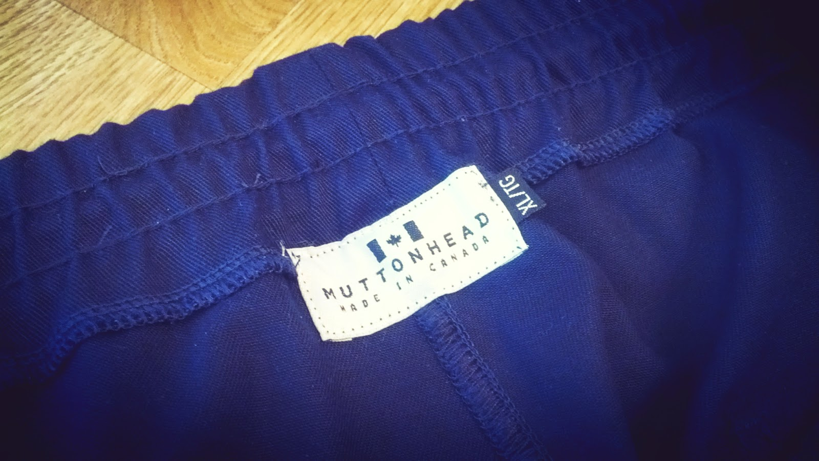 PRODUCT REVIEW: Muttonhead cycling pants