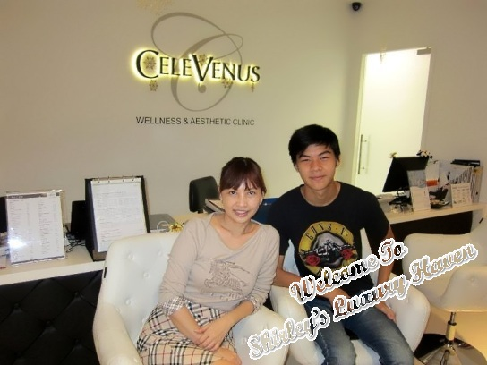 celevenus wellness aesthetic clinic review