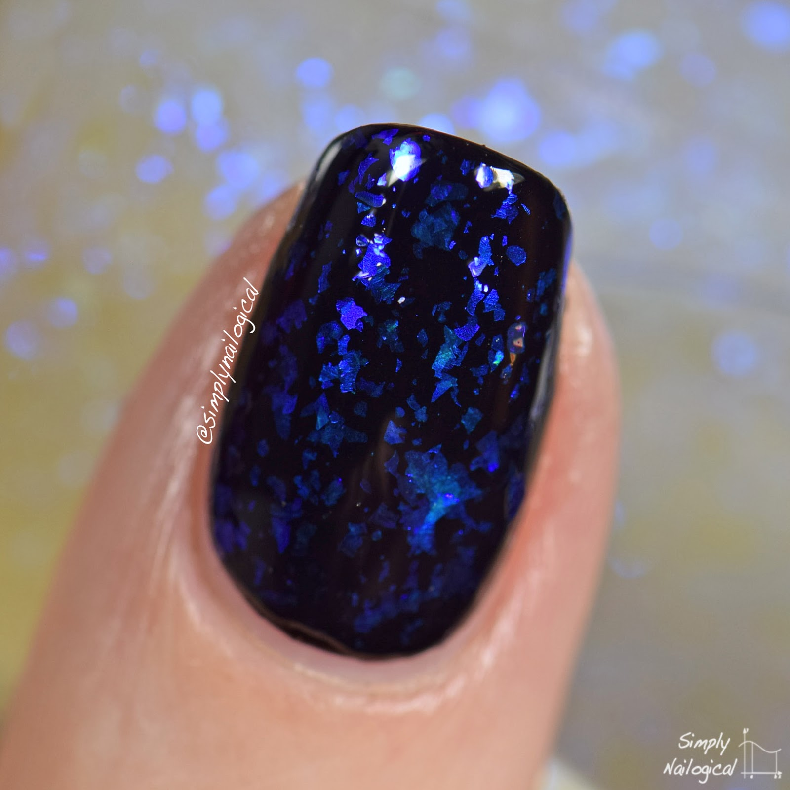 Painted Polish - Flake Your Booty