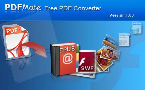 PDFMate - Free PDF Converter