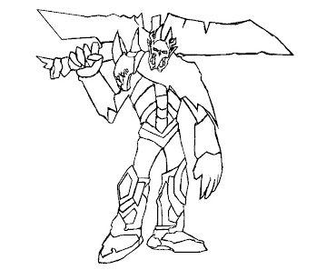 #16 Dota 2 Coloring Page