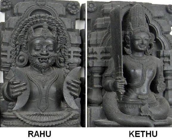 Image result for rahu ketu