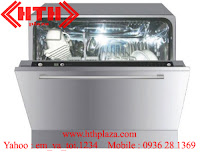 Máy rửa bát âm tủ Malloca WQP6-3305