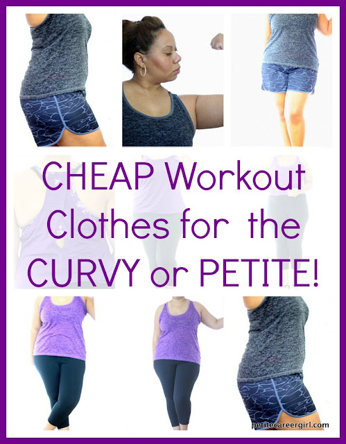 Best Place for Cheap Workout Clothes - Old Navy | Curvy, Petite Outfit Ideas | Professional Casual Chic Fashion and Style Inspiration | Plus Size Fashion | Summer Fashion | OOTD
