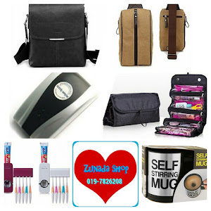 Zunada Shop Kedai Online