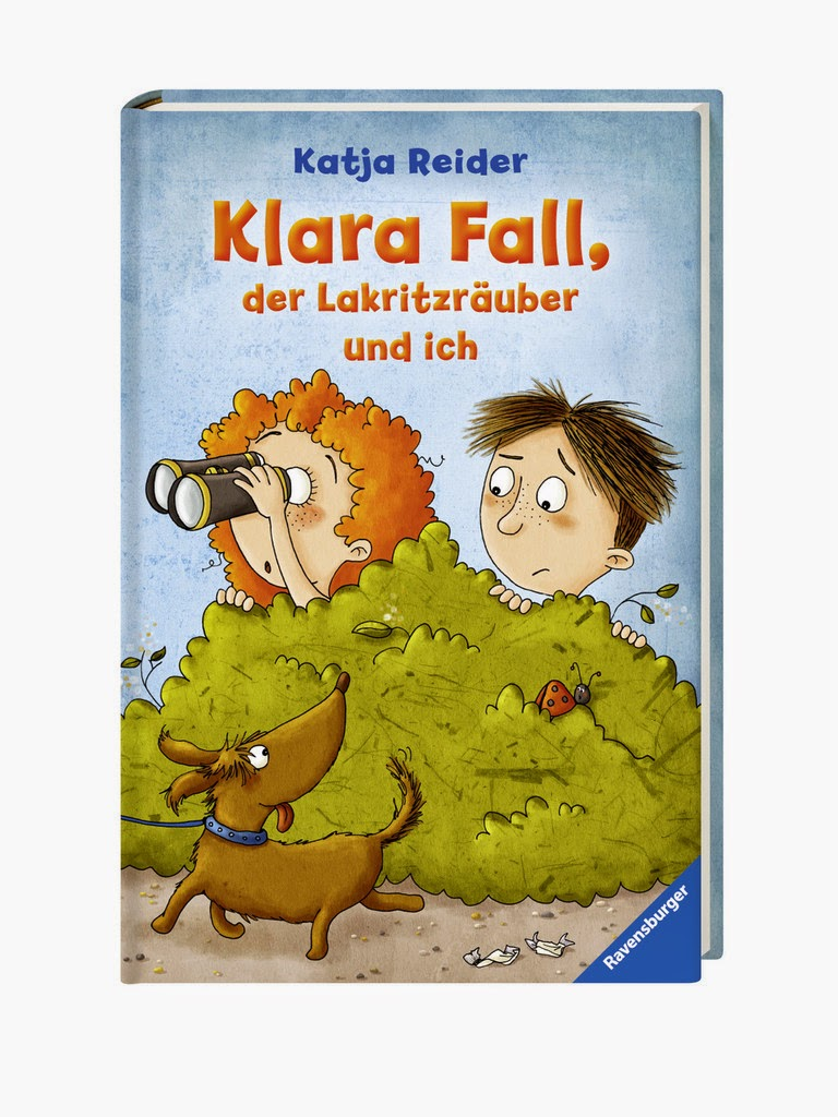 http://www.amazon.de/Klara-Fall-Lakritzr%C3%A4uber-Katja-Reider/dp/3473368776/ref=sr_1_1_bnp_1_har?ie=UTF8&qid=1399123680&sr=8-1&keywords=klara+fall+der+lakritzr%C3%A4uber+und+ich