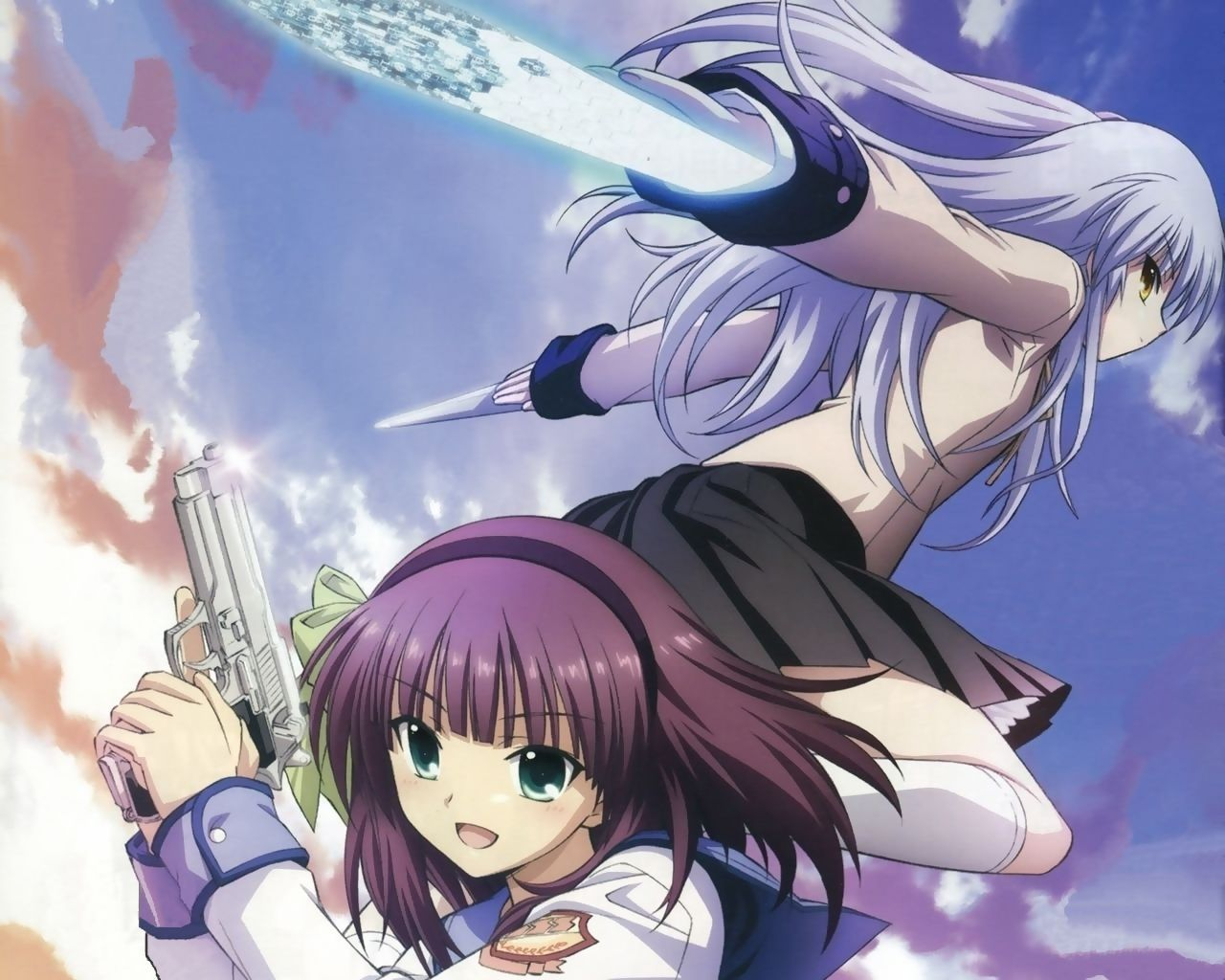 Angel Beats: Mi Alma, Tus Latidos AngelBeats2