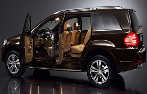 Luxury mercedes benz gl 500 audio cars mobile for Mercedes benz gl series