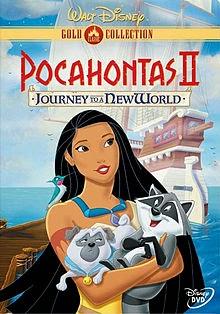Pocahontas 2: Uma Jornada para um novo mundo  -Dublado  DVDRip AVI