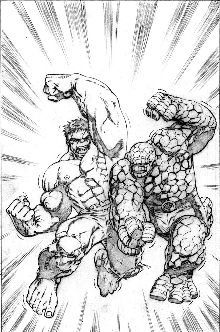 Desenho homem de pedra