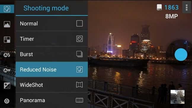 Aplikasi kamera android dengan fitur lengkap