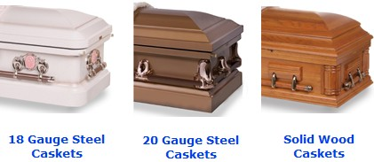 Buy caskets