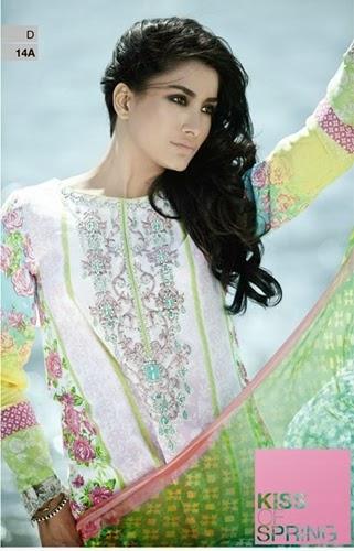 Maria.B Lawn 2014 Catalog