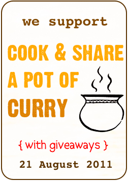 Cook and Share a Pot of Curry Singapore Event 2011