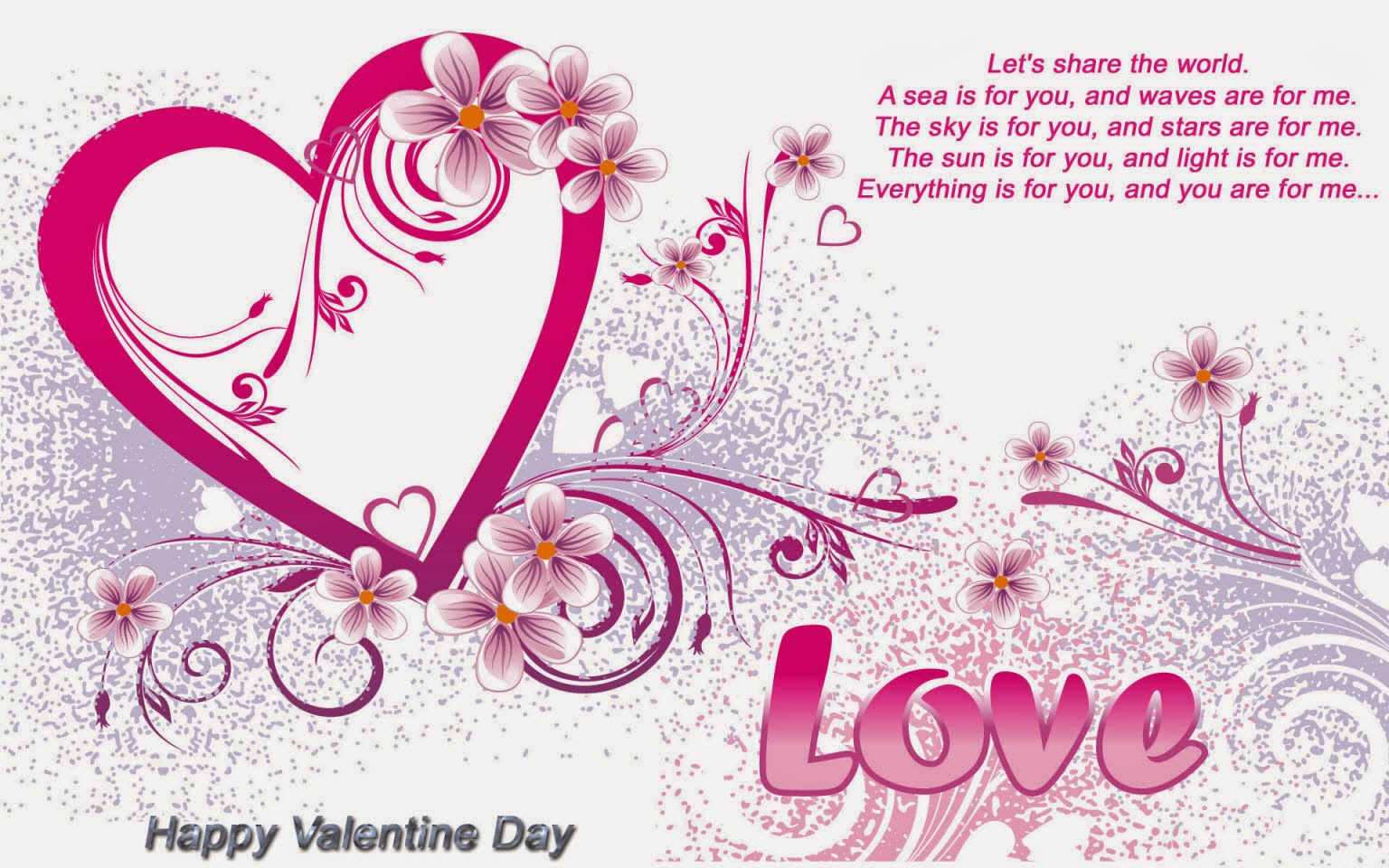 Happy Valentines Day Hd Wallpapers Google