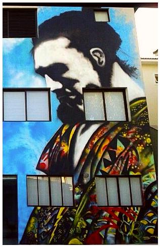 DAL. Diego Lemos. Graffiti. Customização. Personalização. Artista. São Paulo.