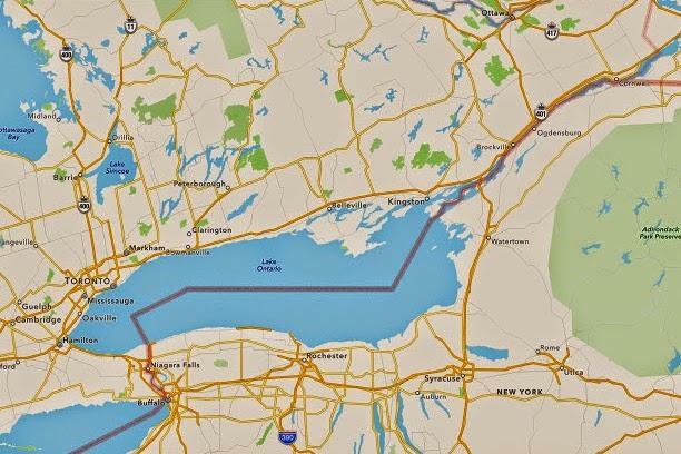 Lake Ontario Loop