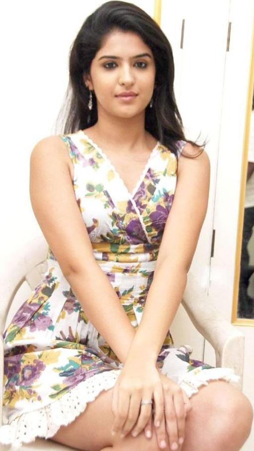 Deeksha Seth In Vettai Mannan ACTRESS LATEST PHOTO V...