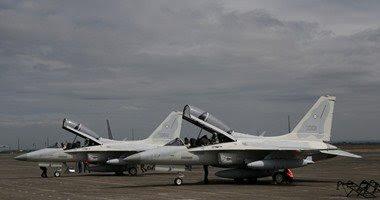 وصول اول مقاتلتين الي الفلبين من كوريا الجنوبية