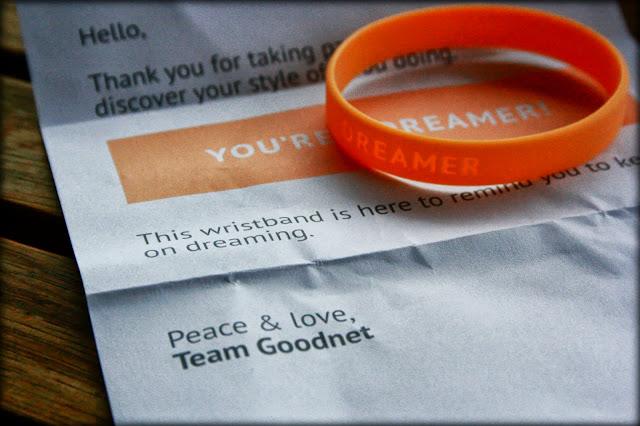 Come ricevere il bracciale omaggio Goodnet