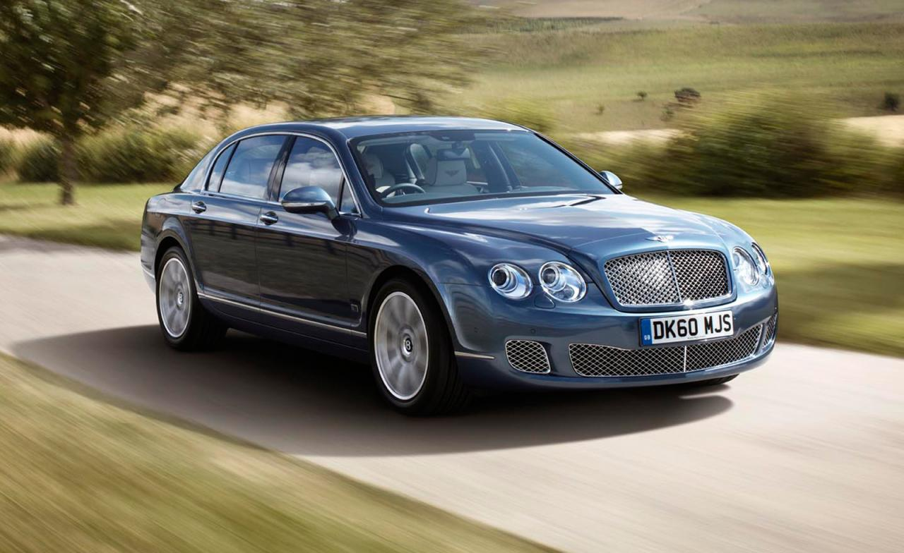 2011 bentley continental flying spur series 51. Black Bedroom Furniture Sets. Home Design Ideas