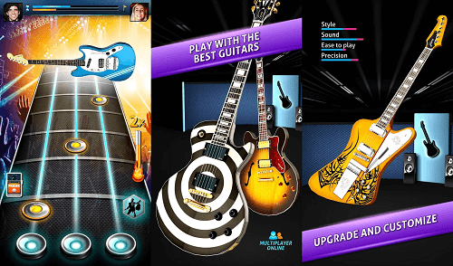 Rock Life Hero Guitar Legend Mod Apk v2.2 (Mega Mod) 1