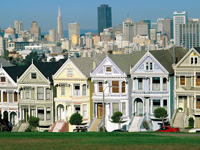 Cities I love... San Francisco, USA