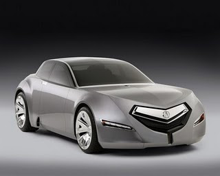 sports car: New Acura Japanese Car Picture on