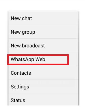 استخدام الواتس آب WhatsApp على الكومبيوتر بدون برامج