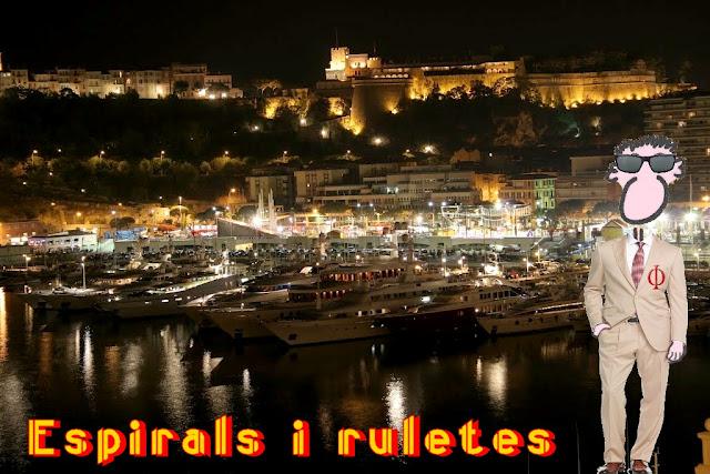 Pep Vitruvi es disposa a passar un relaxat i econòmic cap d'any a Mònaco.