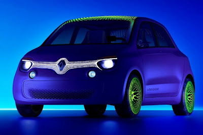 Renault Twin'Z Concept (2013) Front Side