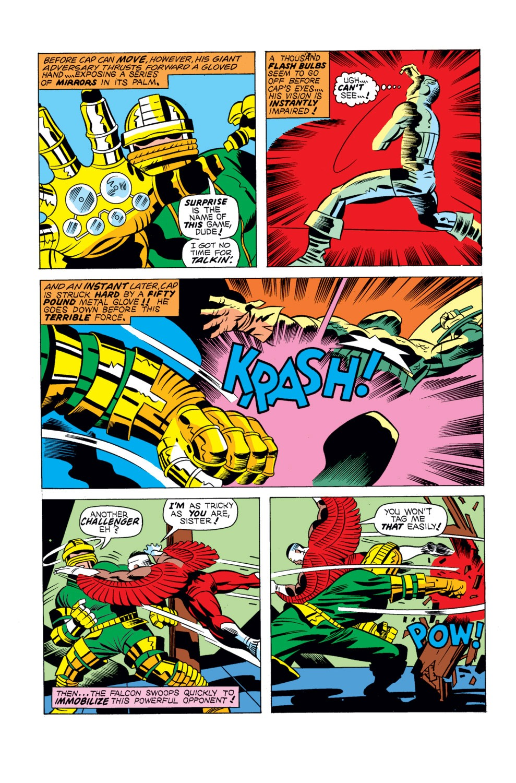 Captain America (1968) Issue #195 #109 - English 15
