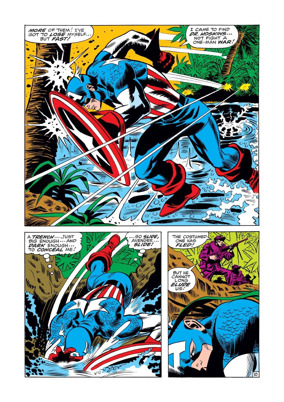 Captain America (1968) Issue #125 #39 - English 11