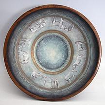 American Craftsmen Show Wooden Bowl Maker Shaari Horowitz