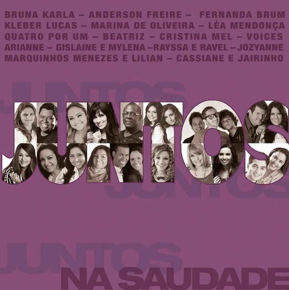 Baixar Coletânea Juntos - Na Saudade (2014)